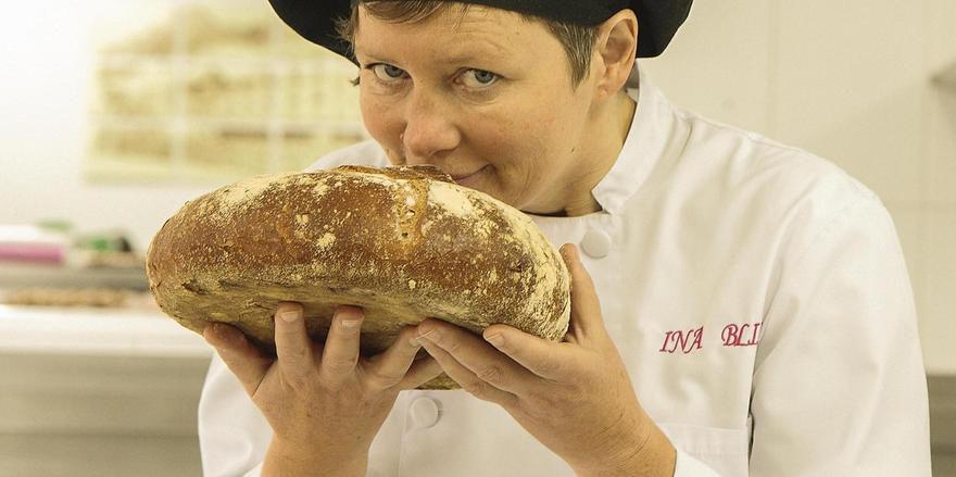 Ina Blisse hat in Spanien eine Ausbildung zur Bäckerin und Konditorin gemacht.