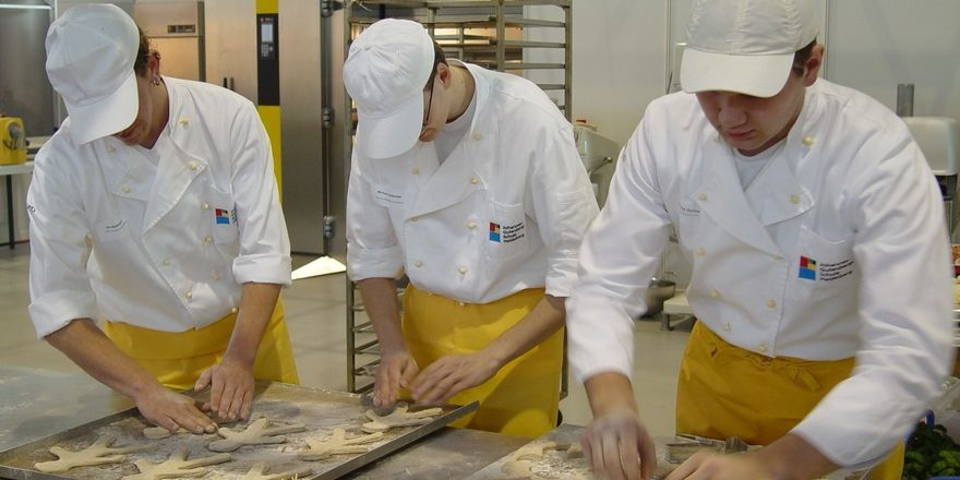 Auch Bäcker-Aubis bekommen mehr Ausbildungsvergütung - allerdings auf niederem Niveau.