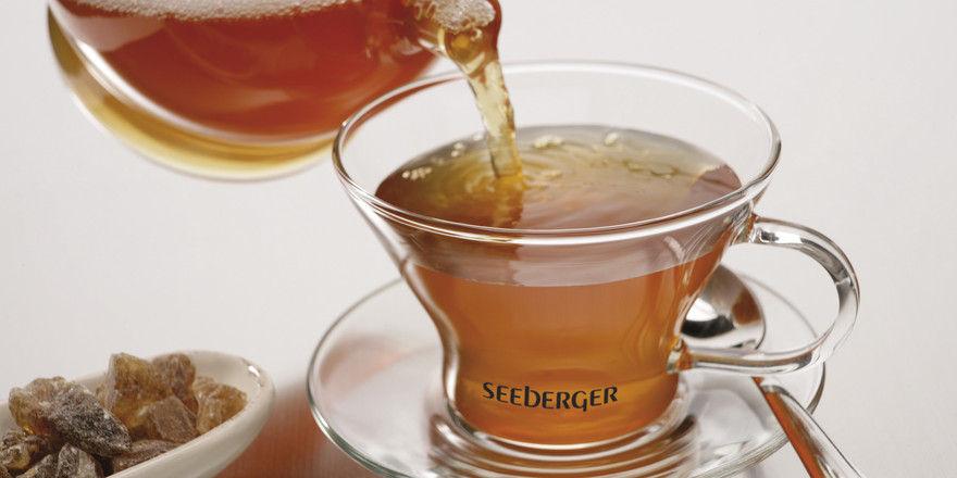 Insbesondere in Café und Bistro ist ein Sortiment an Tee als Ergänzung sehr wichtig.