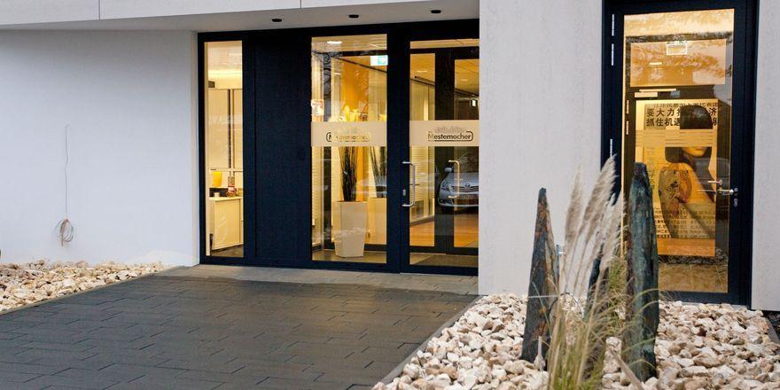 Im Vorjahr hat die Mestermacher-Gruppe in ein neues Verwaltungsgebäude in Gütersloh investiert.