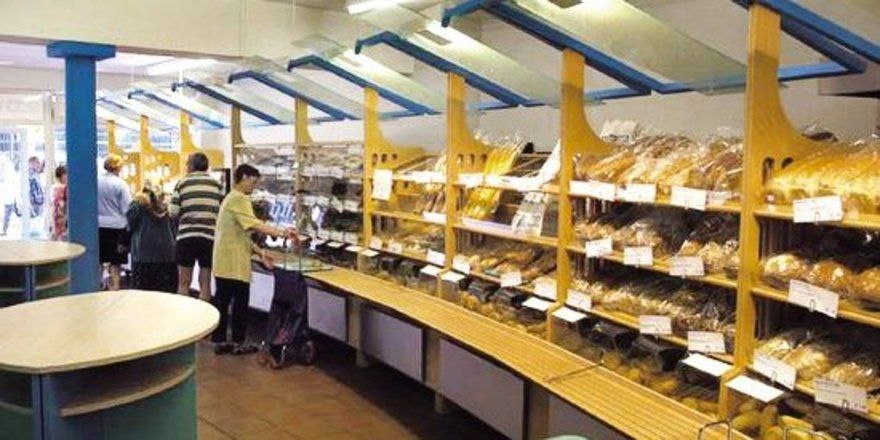 """Filiale von """"Baking Friends"""" in der Innenstadt von Rheine/Westfalen. Bei der Einrichtung ihrer Geschäfte wird die Branche inzwischen hochwertiger. Hierzu tragen auch spezielle Konzepte nahezu aller großen Ladenbauer bei. <tbs Name=""""foto"""" Content=""""*un"""