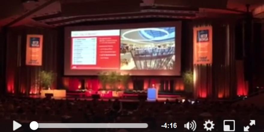 Die ABZ hört sich die Vorträge auf dem Foodservice Forum an und zeigt Ausschnitte aus der Veranstaltung.