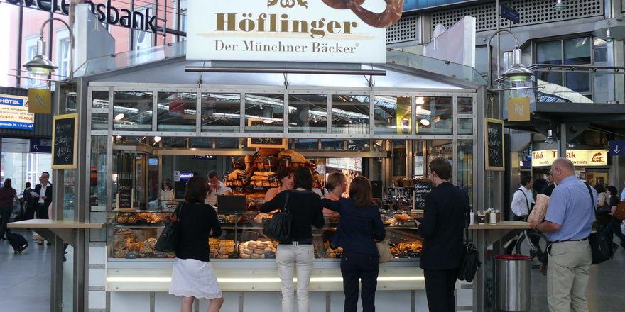 Zur Höflinger Müller GmbH gehört auch die Marke Brioche Dorée, für die Evi Müller zuständig ist.