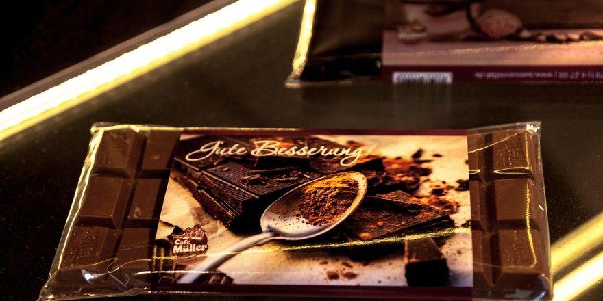 Manche Bäcker setzen auf hochwertige Schokoladenkreationen und können damit den Umsatz und ihr Image steigern.