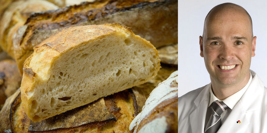 Brot ist seine Welt: Bernd Kütscher