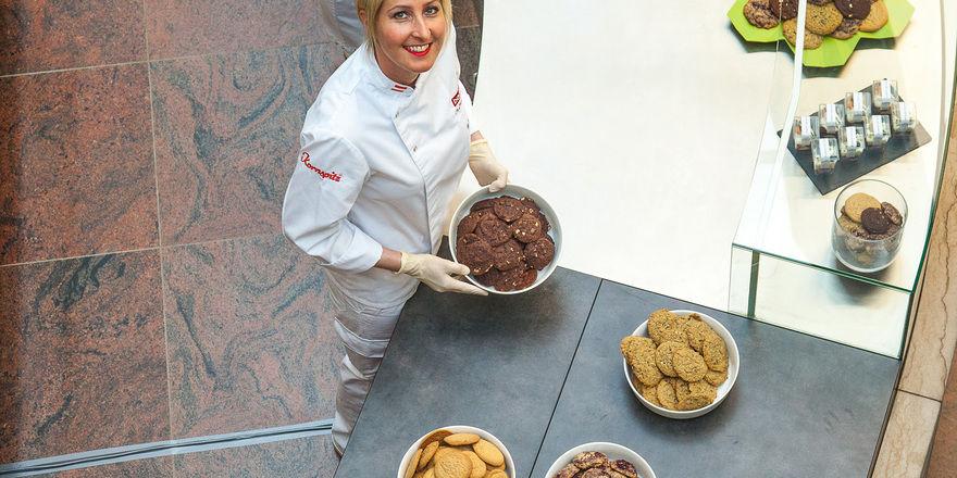 Unternehmen wie Backaldrin setzten auf American Bakery - wie mit diesen Cookies.