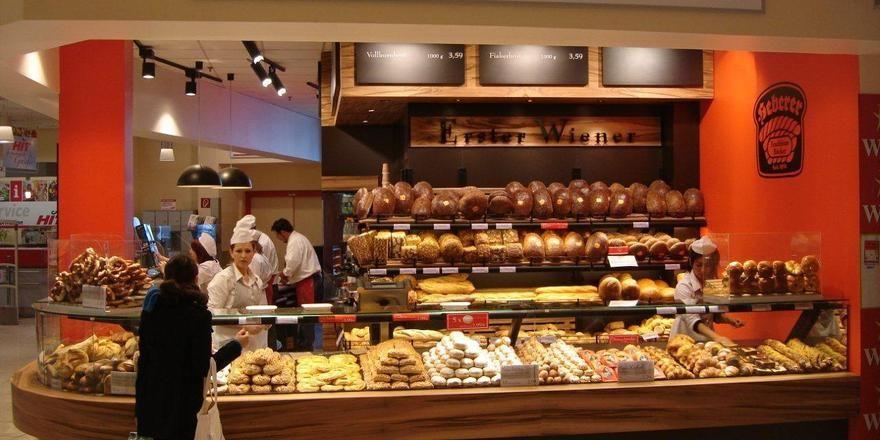 Die Wiener Feinbäckerei Heberer hat durch umgebaute Filialen in Frankfurt, Worms und Berlin ihren Umsatz gesteigert.