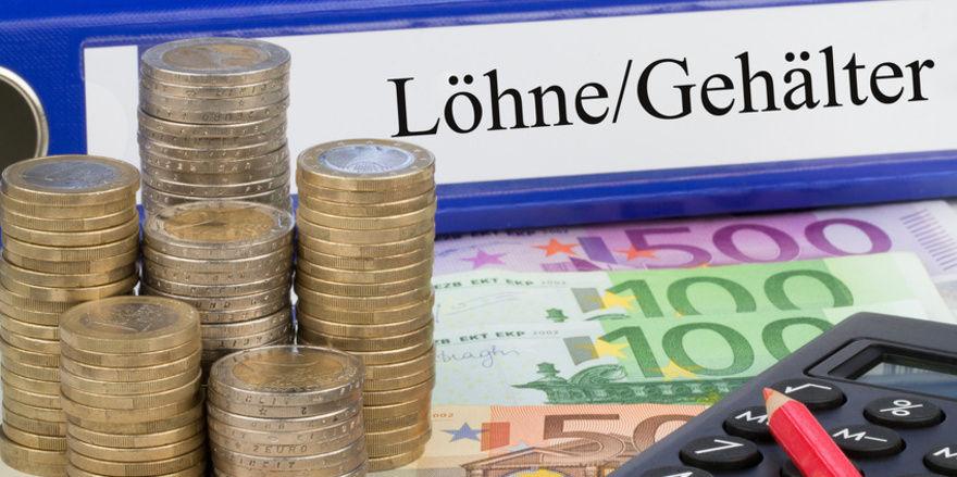 Der gesetzliche Mindestlohn erhöht sich ab 1. Januar 2017 auf 8,84 Euro.