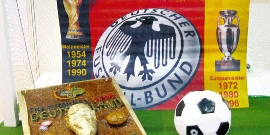 Auf der Sachsenback herrschte noch Vorfreude auf ein gutes WM-Geschäft.