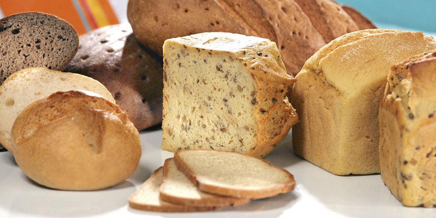 Das Angebot an glutenfreien Backwaren ist überschaubar.