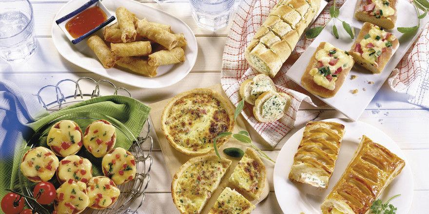 Neue Pizza- und Snackvariationen sind bei Verbrauchern von Tiefkühlprodukten besonders beliebt.