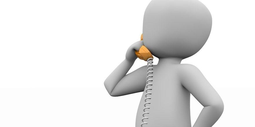 Telefonbetrüger haben derzeit handwerkliche Betriebe im Visier.
