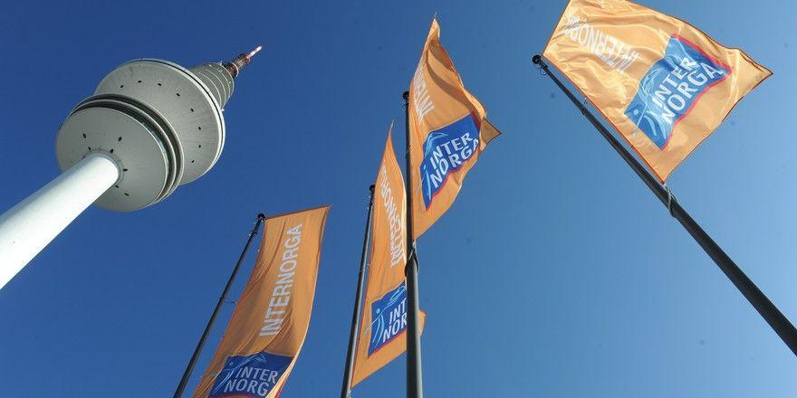 Die Messe Internorga findet vom 17. bis 21. März in Hamburg statt.