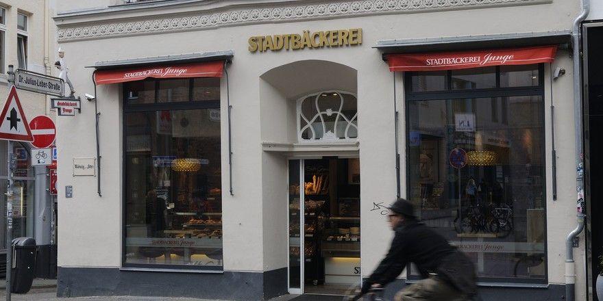 Die Bäckerei Junge hat im Rahmen der Studie zur Servicequalität am besten abgeschnitten.