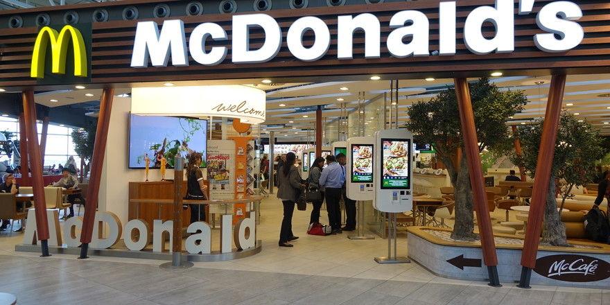 Der Flagship-Store in Frankfurt macht vor, wie es weitergeht bei McDonald's.