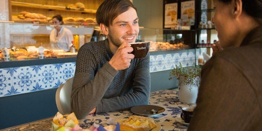 Mit einer eigenen Kaffeemarke will die Bäckerei Treiber Kunden an sich binden.