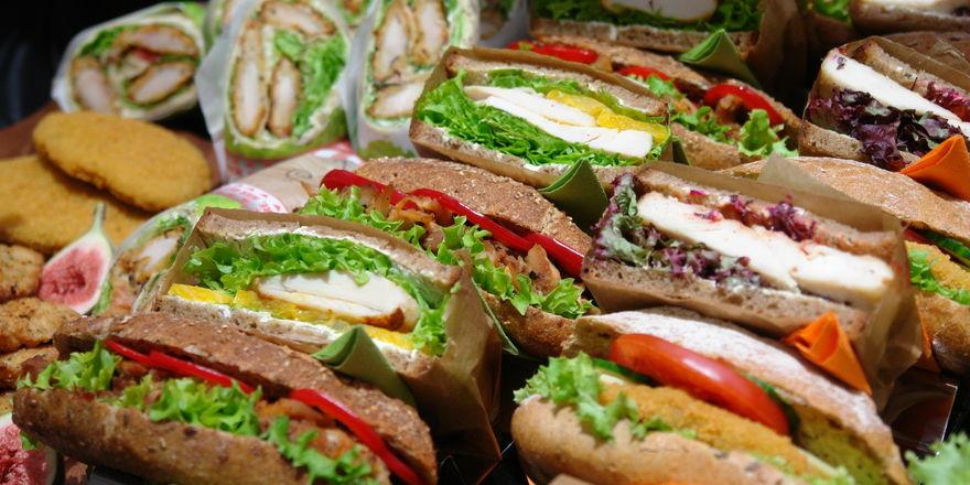 Die Internorga bietet Bäckern Inspirationen für die neusten Snack-Trends.