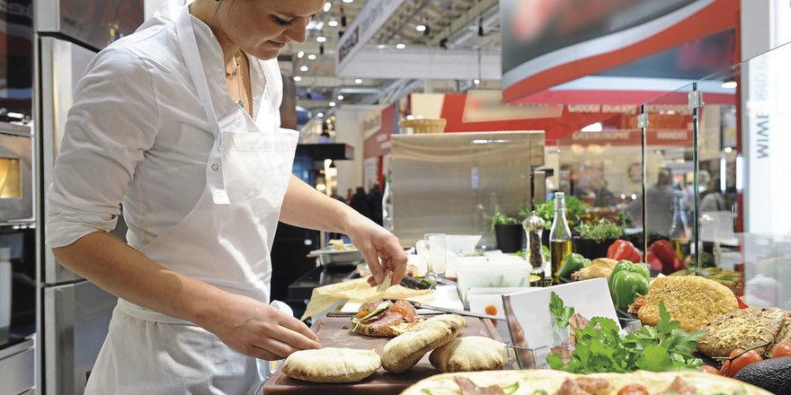 Werden auf der Internorga in großer Vielfalt gezeigt: Snack- und To-go-Konzepte.