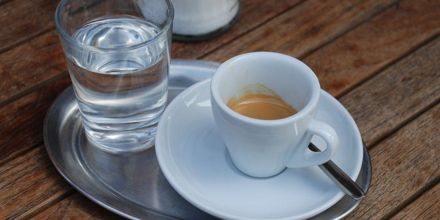 Kaffee ist eines der beliebtesten Getränke in Deutschland.