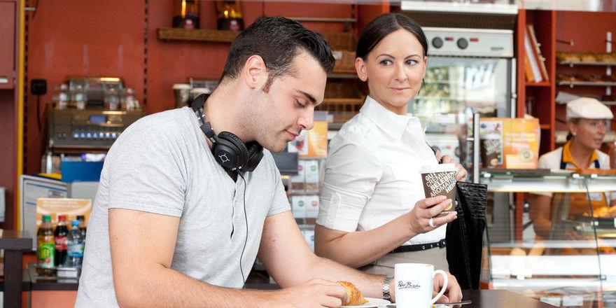 Der Coffee-to-go wird immer beliebter.