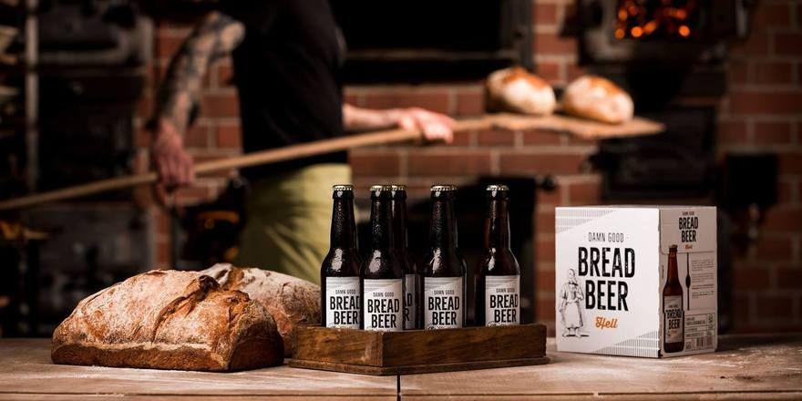Das Bier mit Brotnote gibt es bald in der Schweiz.