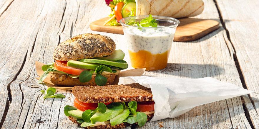 Mit Avocado und Chia-Samen möchte Backwerk mehr Kunden für sich gewinnen.