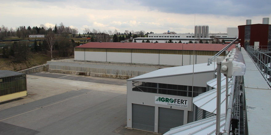 Firmensitz von Agrofert-Deutschland liegt in Wittenberg.