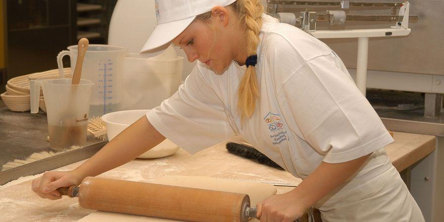 Mangelware: Auszubildende im Bäckerhandwerk.