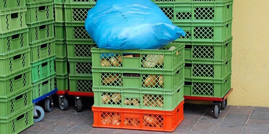 Der Bundesverband der Tafeln fordert ein Umdenken bei der Lebensmittelverschwendung.