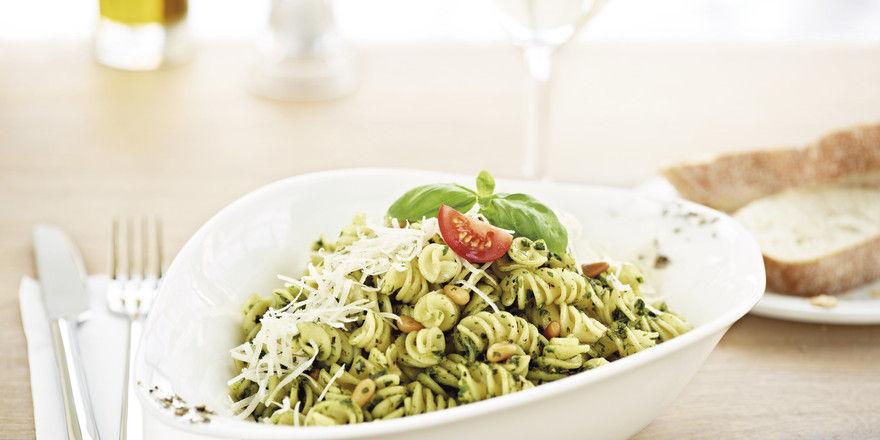 Der Schwerpunkt von Vapiano-Restaurants liegt auf Essen mit mediterranem Flair.
