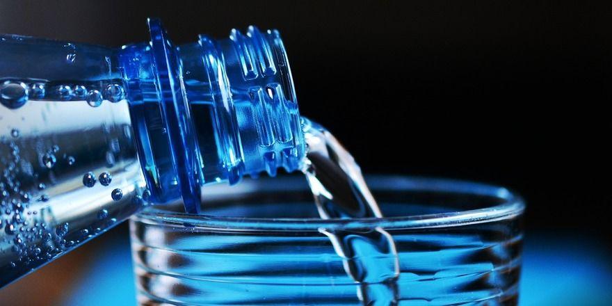 Frisches-gesundes Image: Die Deutschen lieben ihr Mineralwasser.