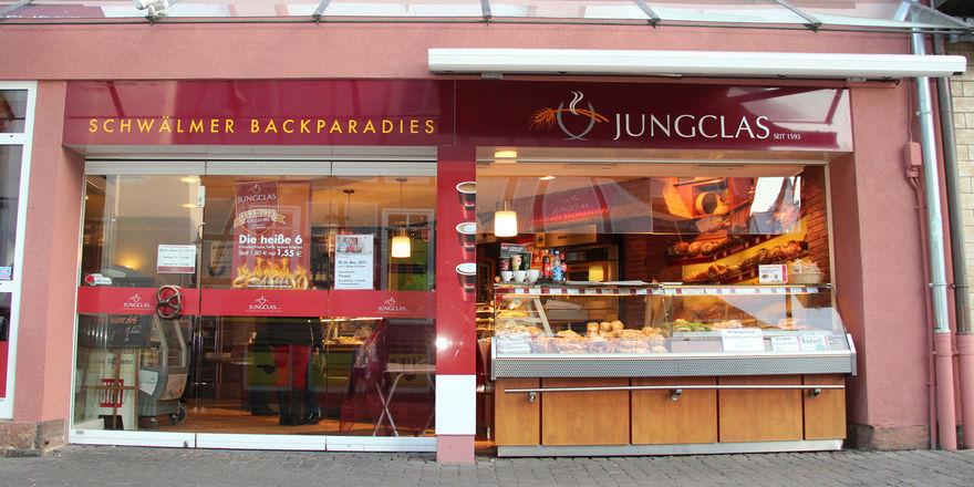 Das Backparadies Jungclas betreibt 22 Filialen in Nordhessen.