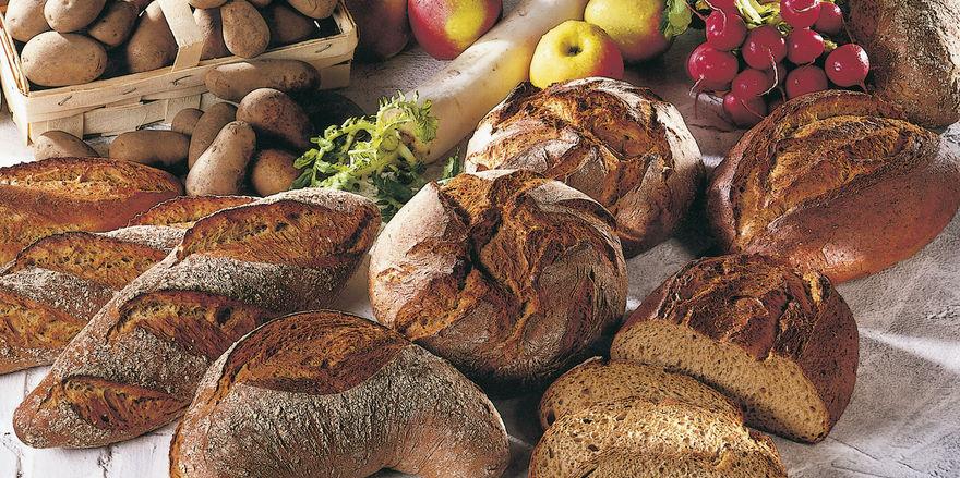 Auch bei Brot spielt der Fitness-Aspekt eine Rolle.