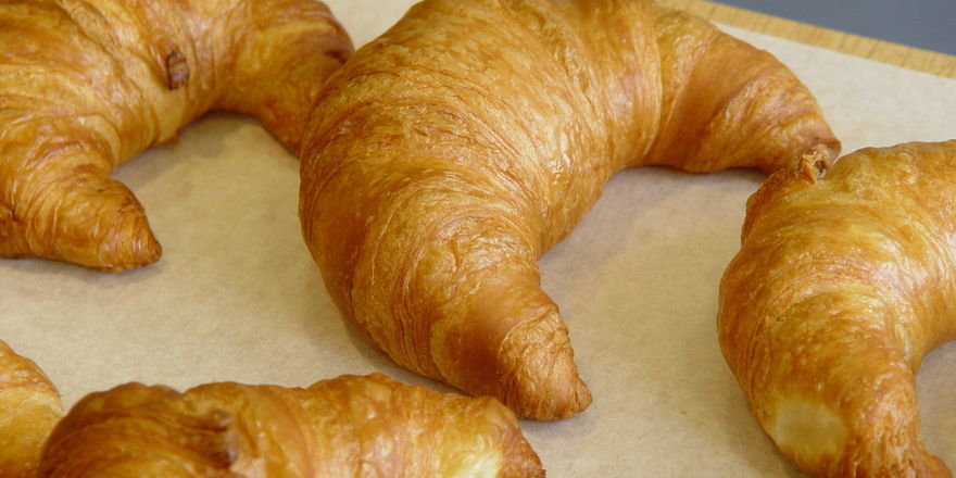 Moin hat sich auf Croissants in Bio-Qualität spezialisiert.