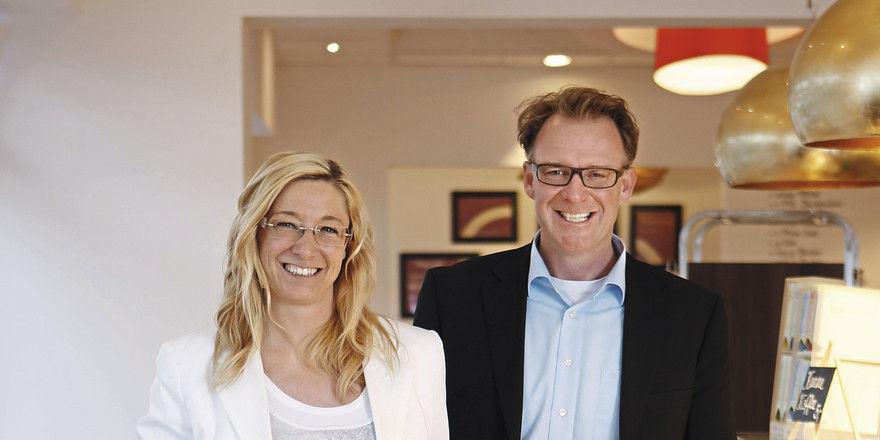 Simone Böhne und Karsten Krüger haben ein gemeinsames Motto.