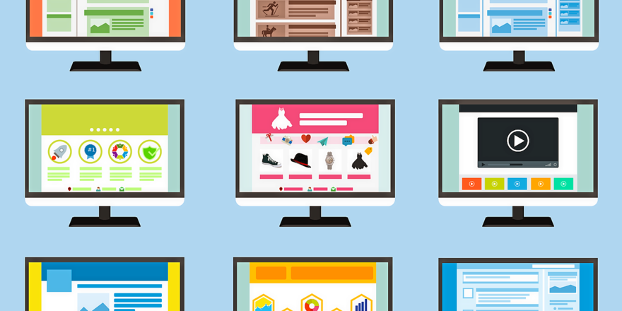 Viele Webseiten von Online-Shops sind mit rechtlichen Fehlern behaftet.