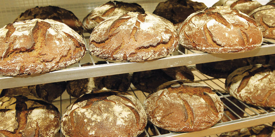 Optisch ansprechend präsentiertes und handwerklich bestens hergestelltes Brot wird von Kunden künftig deutlich stärker nachgefragt werden.