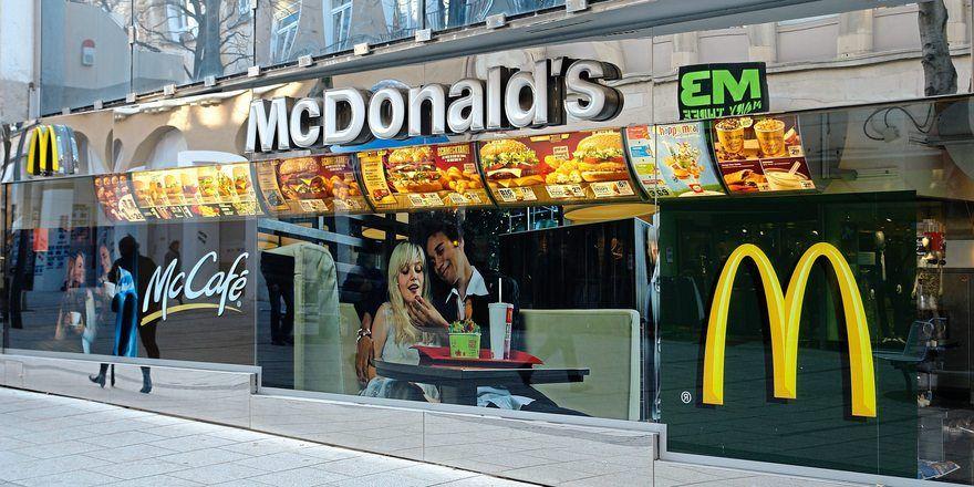 """McDonald's führt den """"McVegan"""" in Deutschland nicht ein."""