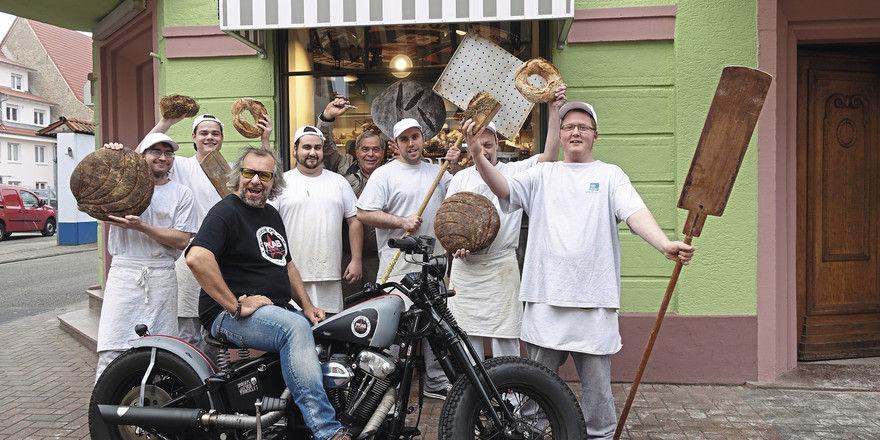 Markenbildung: Bäcker Peter Kapp macht vor, wie Individualisierung zum Alleinstellungsmerkmal führt.