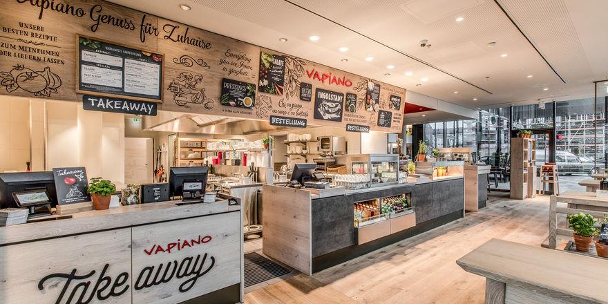 Vapiano will in diesem Jahr 38 Filialen eröffnen. Archiv