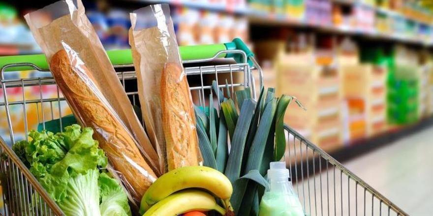 Die Ernährungsindustrie profitiert von aktuellen Trends - und volle Warenkörben