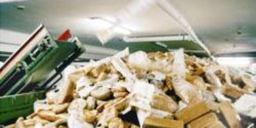 Tag für Tag wird in Wien genauso viel Brot vernichtet, wie in Graz verbraucht wird.