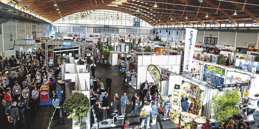 Regionale Fachmesse für Ernährungshandwerker am Bodensee.
