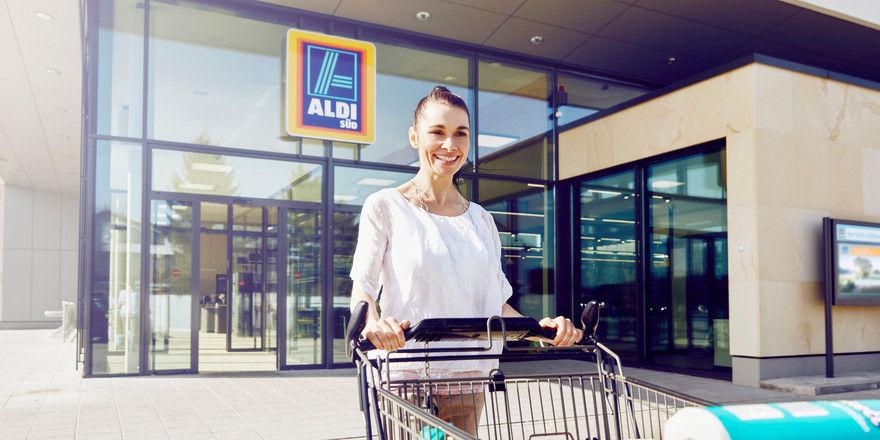 Aldi Süd versucht sich auf dem italienischen Markt.