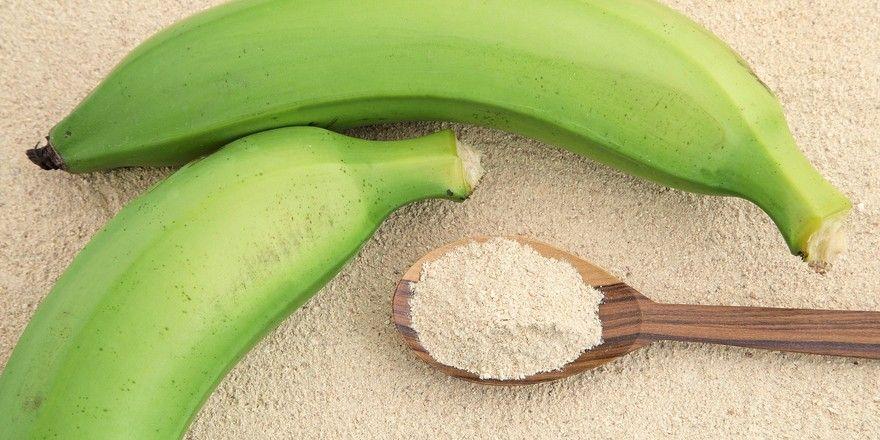 Mehl aus grünen Bananen bringt eine weitere Zutat in die glutenfreie Bäckerei.