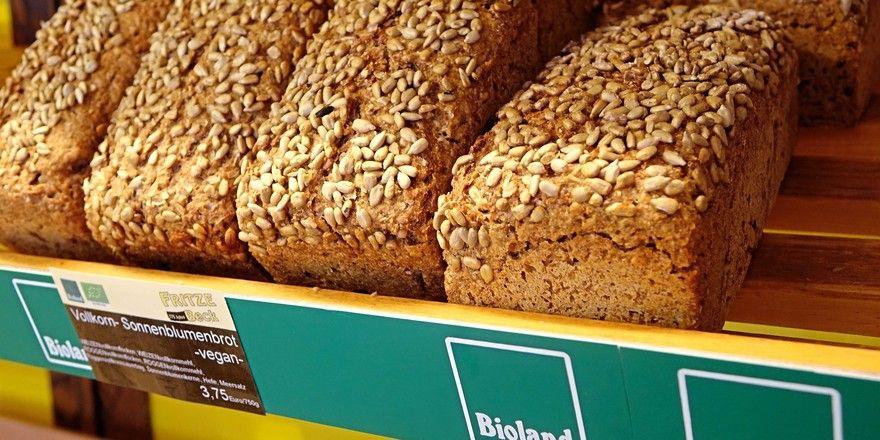 Bio-Backwaren kommen beim Verbraucher immer besser an.