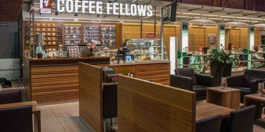 Läuft gut: Die Münchner Marke Coffee Fellows hat Starbucks überholt.