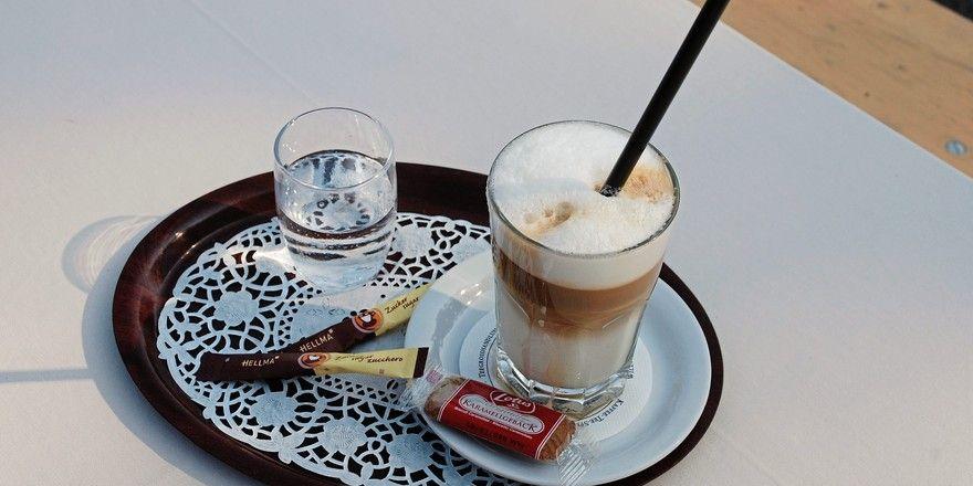 Kaffee wird immer mehr außer Haus getrunken.