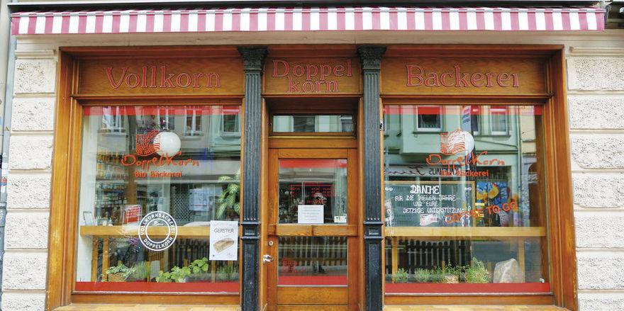 Im Sommer 2017 meldete die Bäckerei Doppelkorn Insolenz an.