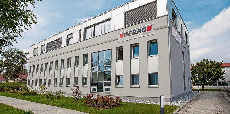 Debab-Firmensitz in Bautzen.